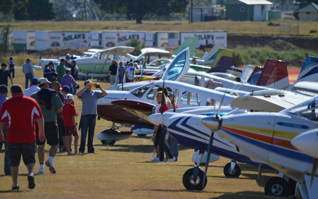 Gatton Airpark Fly-In 12th May 2019